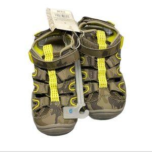 Cat&Jack Alton Hiking SandalsToddler Boys Size 9